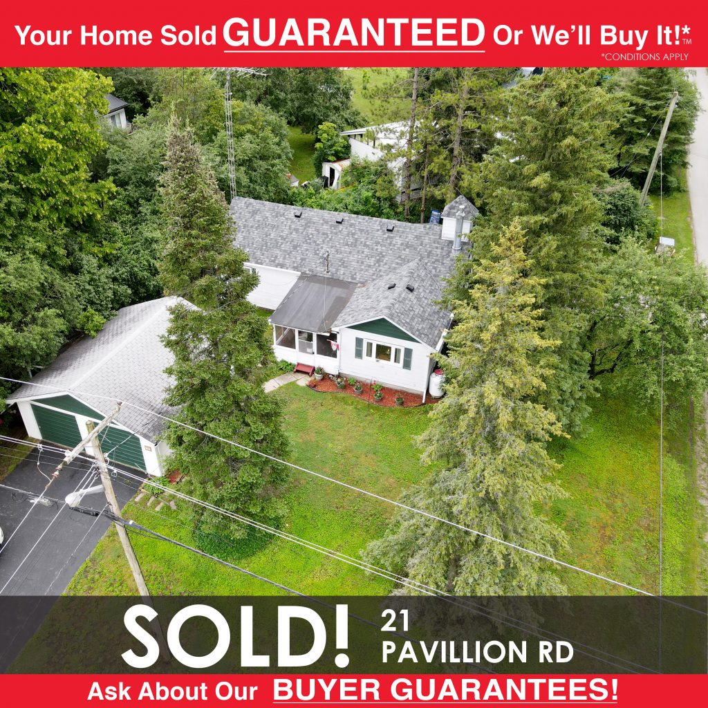 Sold 21 Pavilion